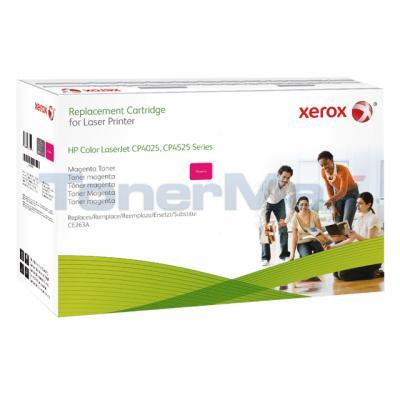 XEROX HP CLJ CP4025 TONER MAGENTA CE263A